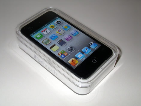 iPod Touch 8GB 4G