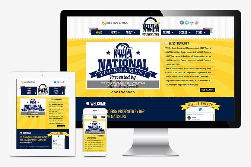 National Wiffle League Association showcase 1