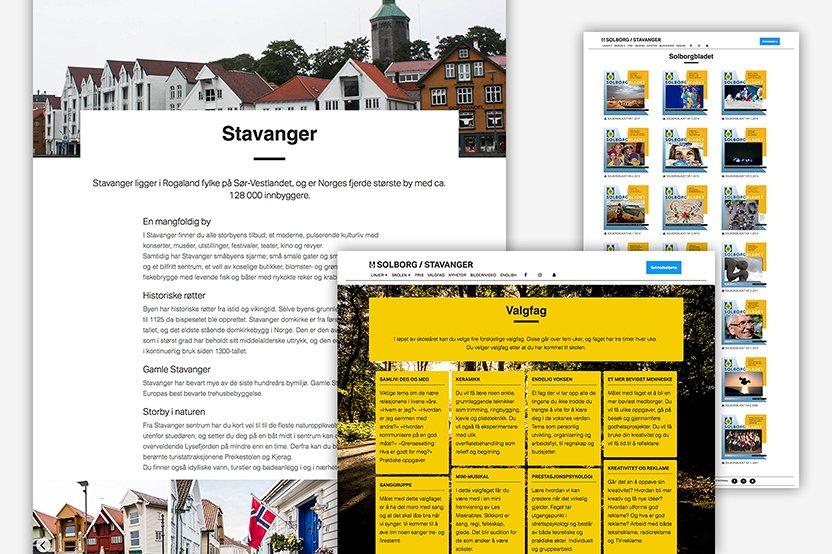 Solborg Folkehøgskole showcase 3