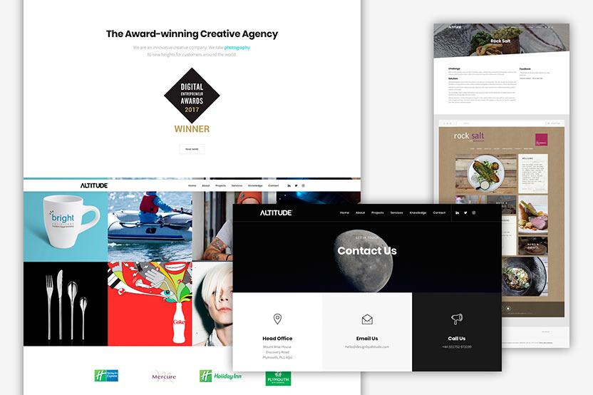 Altitude Design Ltd showcase 3